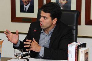 Francisco Seráphico Nóbrega - Procurador Geral da PB. Foto: Ascom